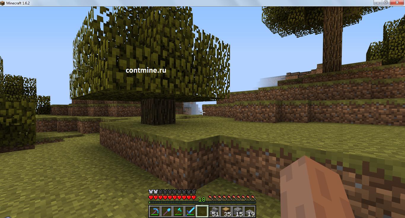 Скачать Чистый клиент Minecraft [1.8]